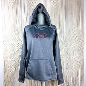 Under Armour X Storm Gray Hoodie